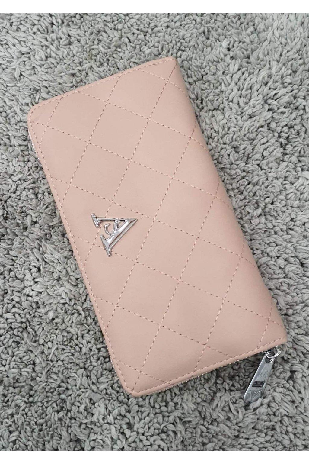 Dámská peněženka Darex růžová