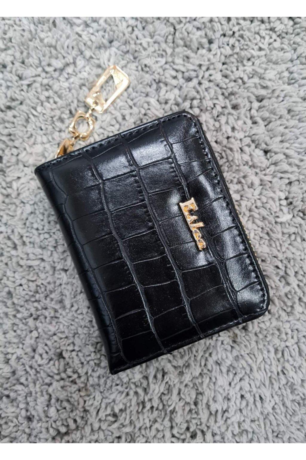 Dámská peněženka Eslee černá