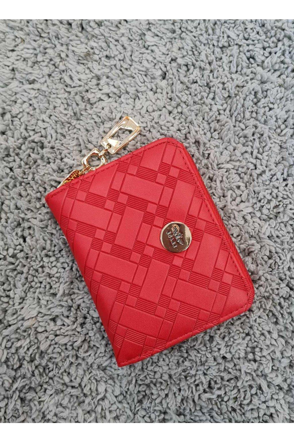 Dámská peněženka ELSLEE červená