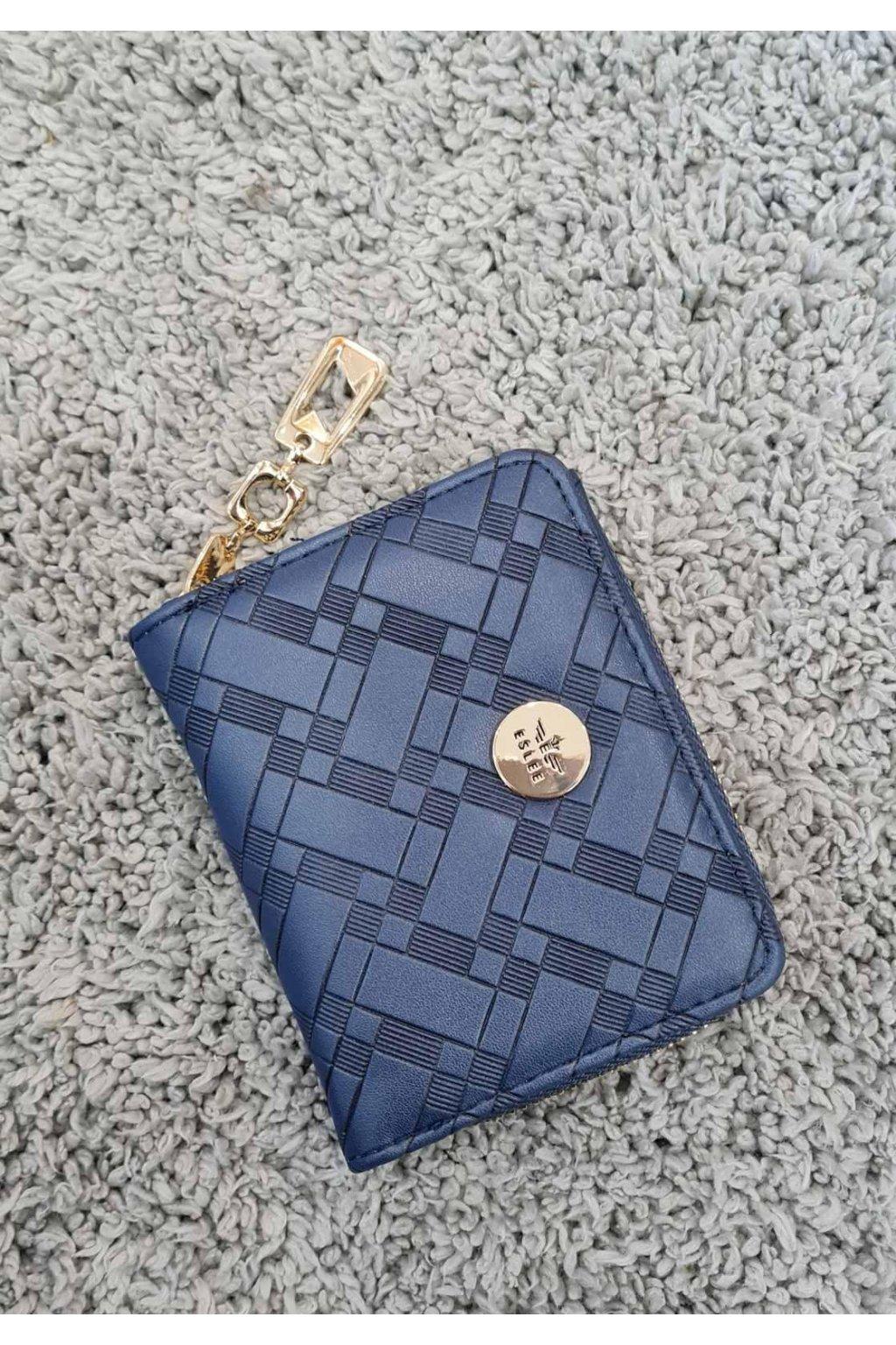 Dámská peněženka ELSLEE modrá
