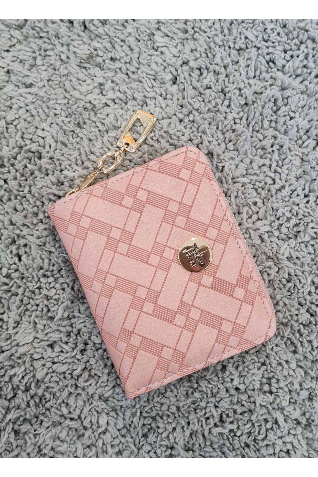 Dámská peněženka ELSLEE růžová