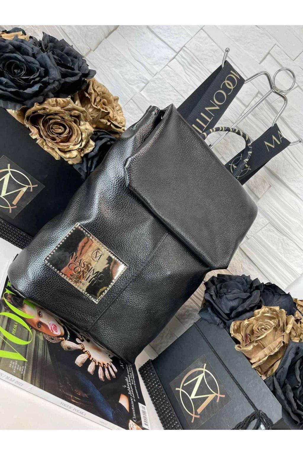 MASSIMO contti batoh značkový italy fashion luxusní značkový batoh kvalita