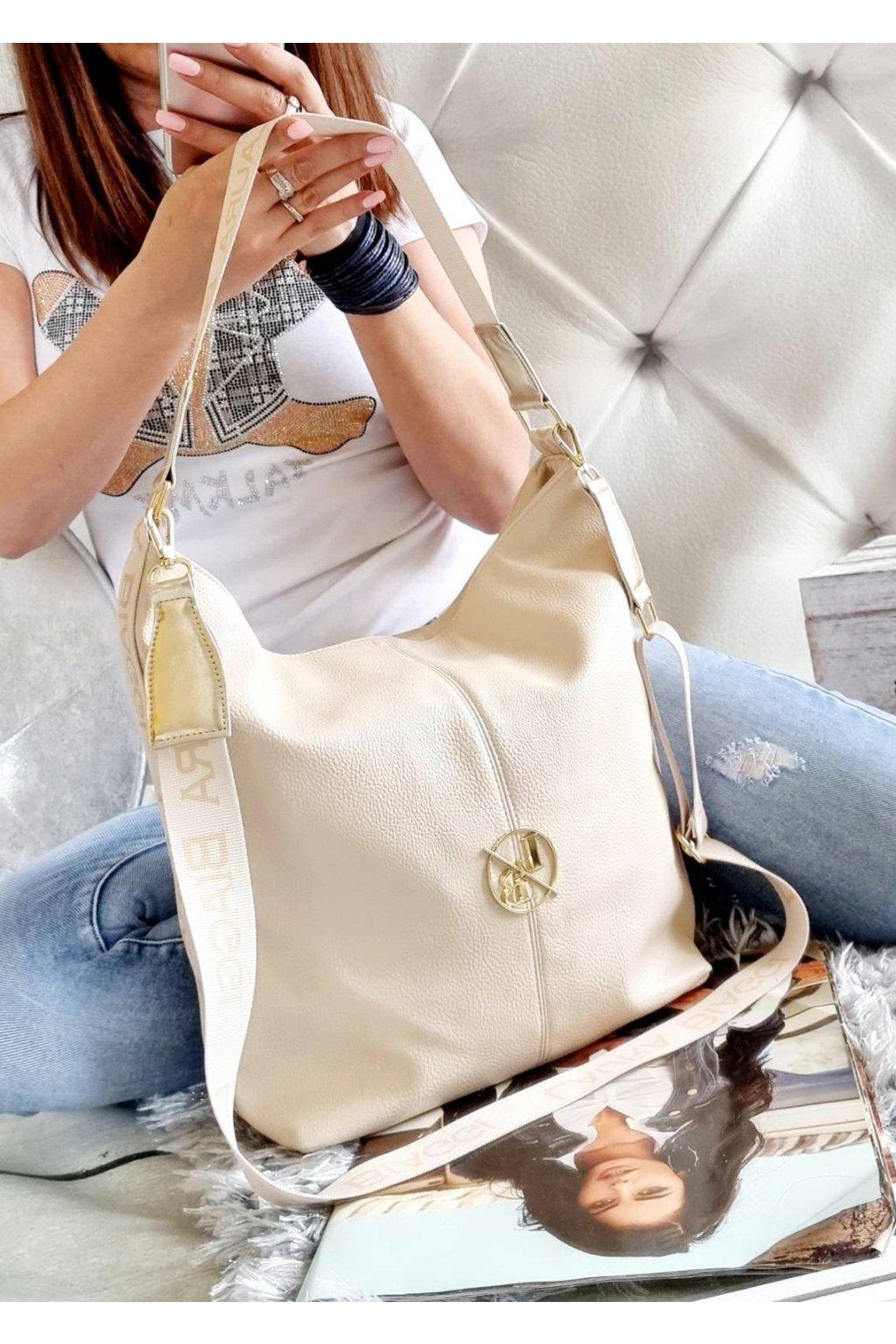 Luxusní dámská kabelka Laura Biaggi