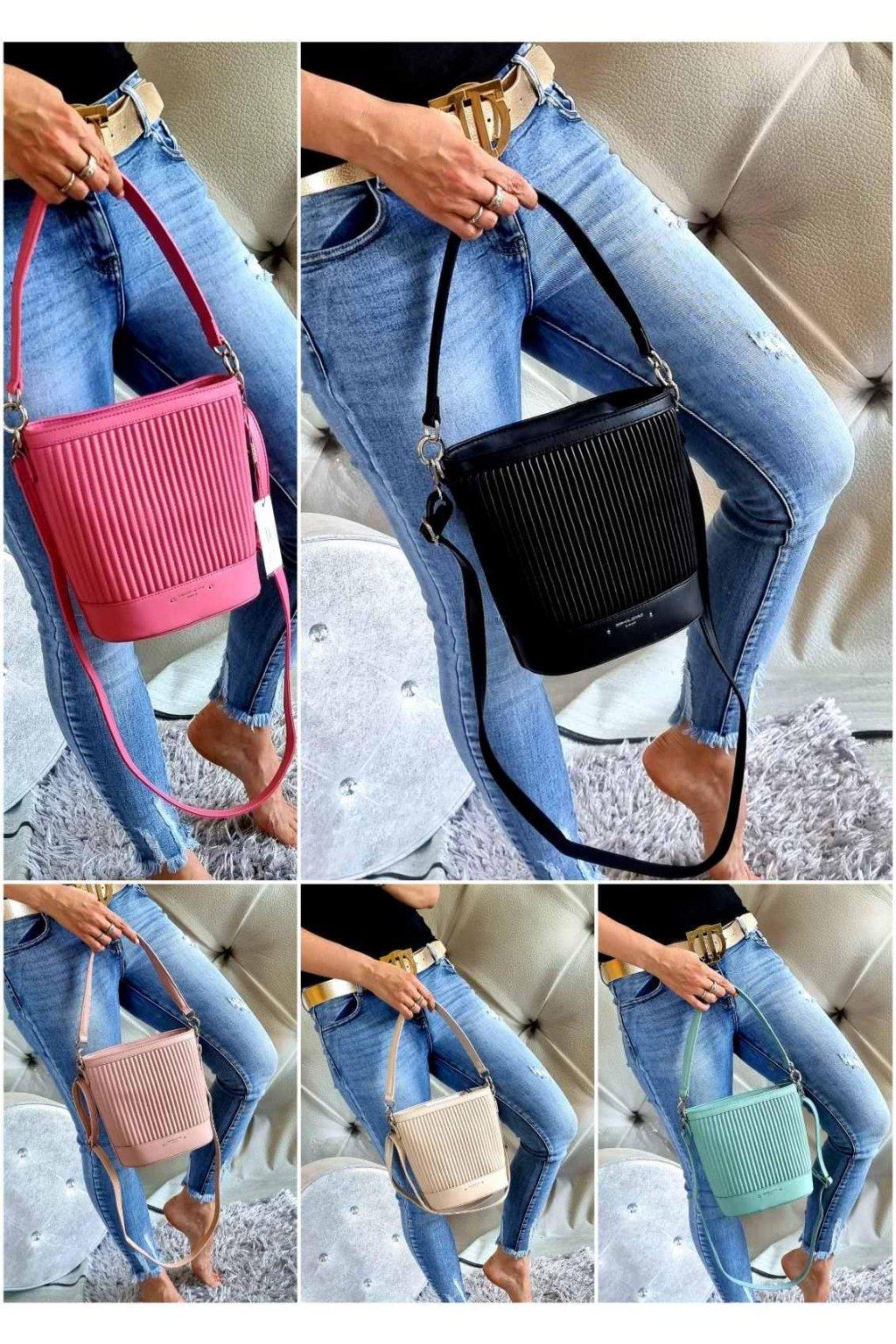 dámská kabelka david jones značková luxusní kabelka drží tvar
