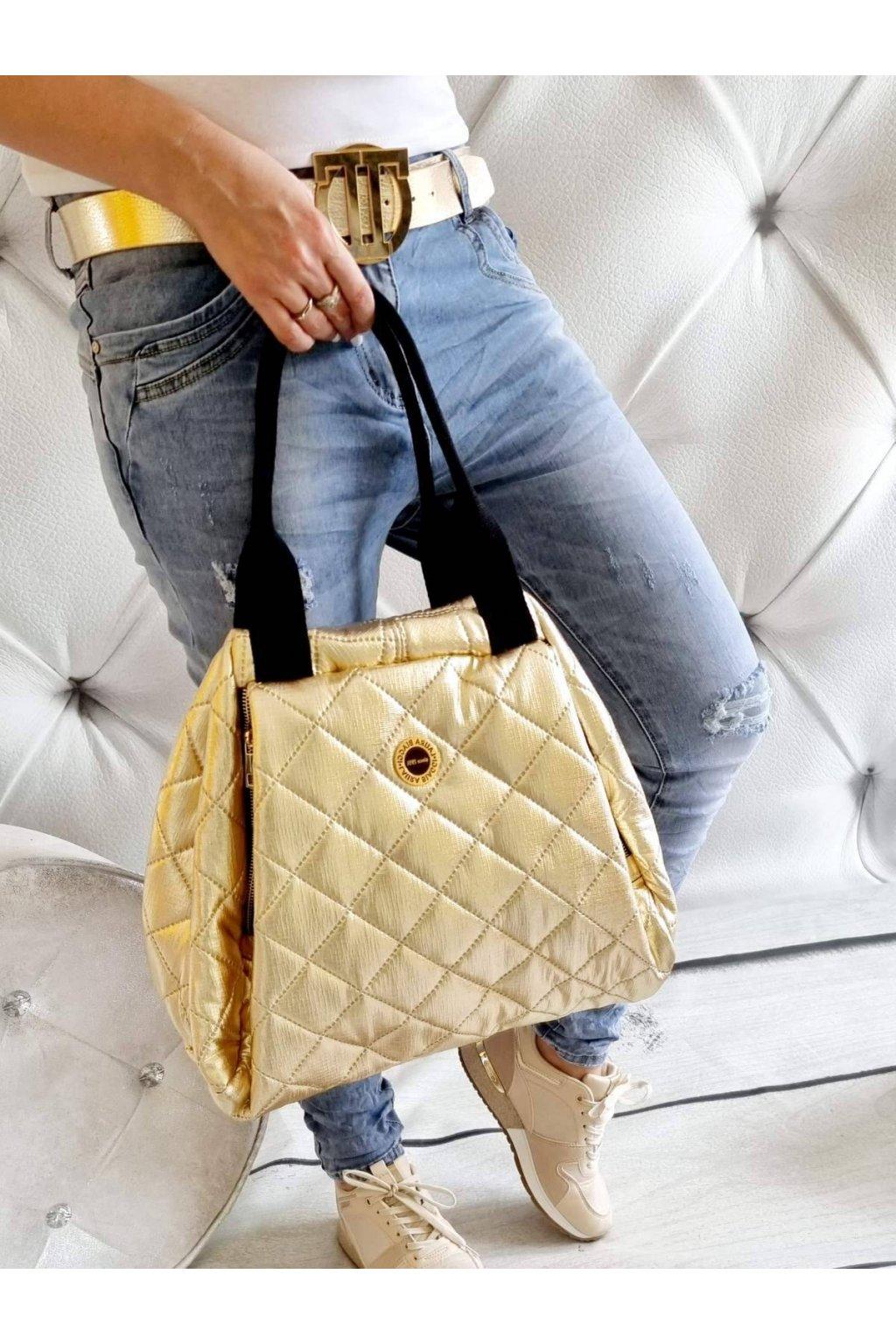 KABELKA laura biaggi extravagant trendy značková luxusní kabelka