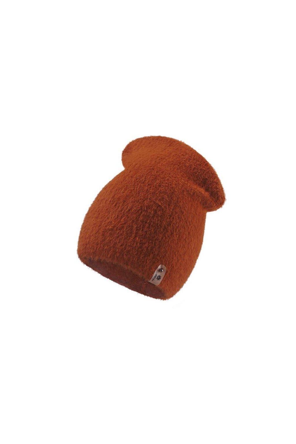ČEPICE woolk LARA KOŇAK ČEPICE