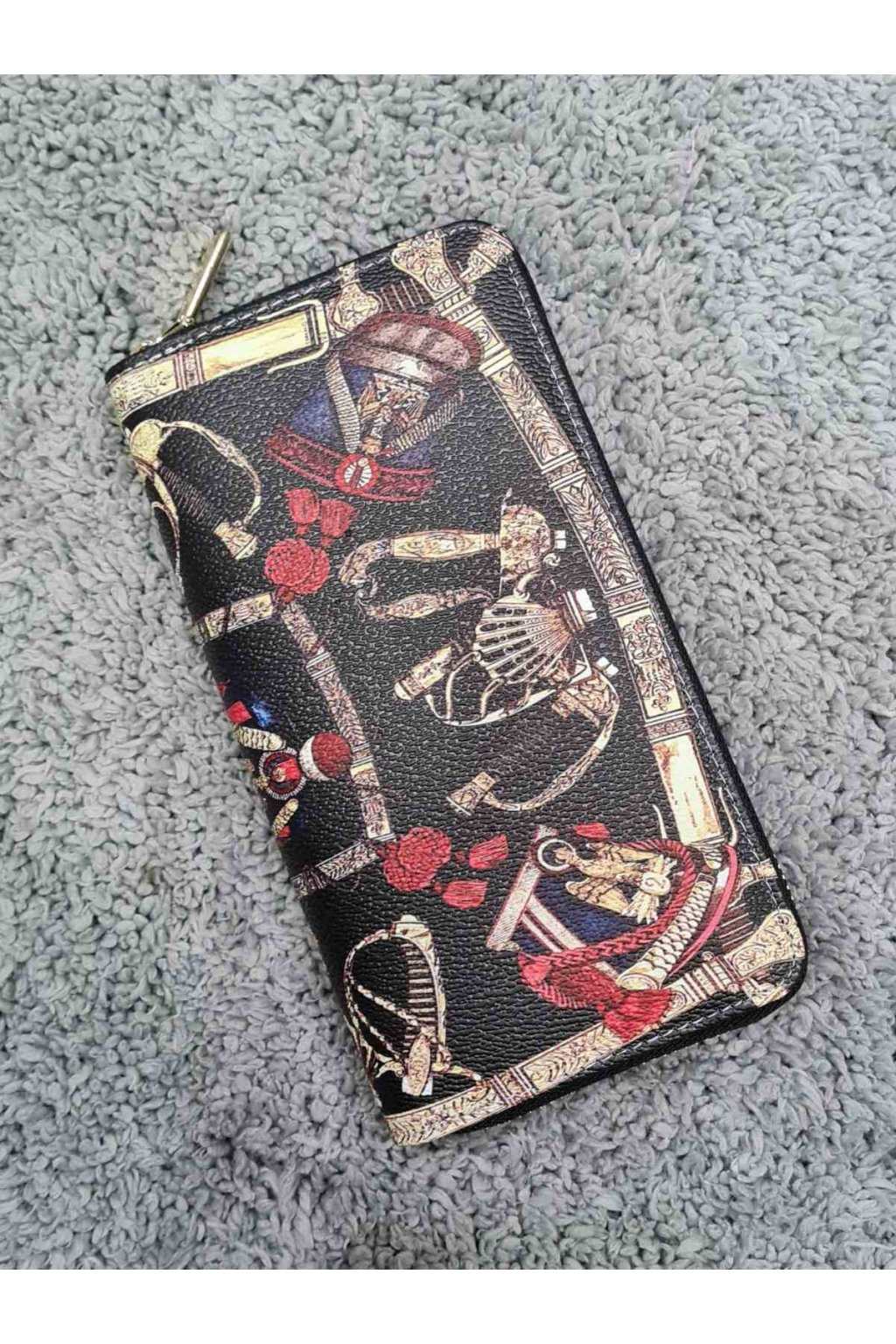 Dámská peněženka Rainbow Penálek černý