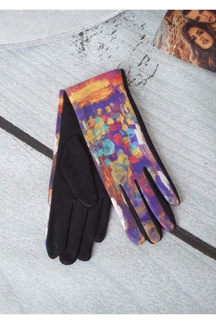 Dámské stylové rukavice
