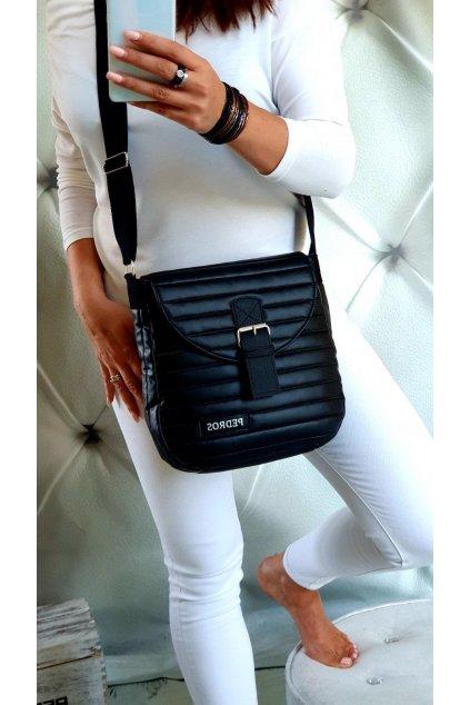 kabelka ROSE černá