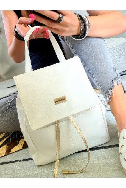 batoh luccy bílý trendy 2020 (1)