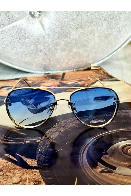 sluneční brýle see vision modré