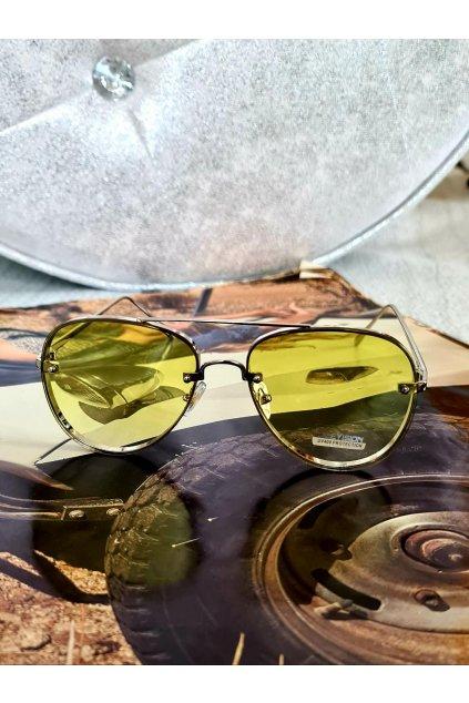 sluneční brýle see vision žluté