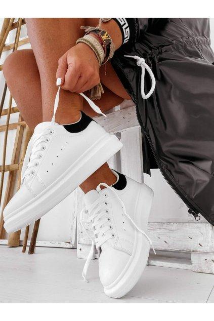 adidas bílo černé trendy tenisky maci must have