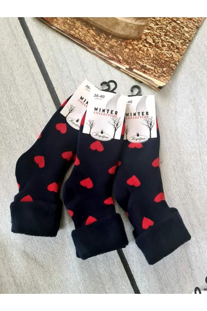 dámské dárkové ponožky W4