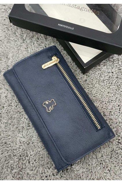 Dámská peněženka Lulu Casta modrá