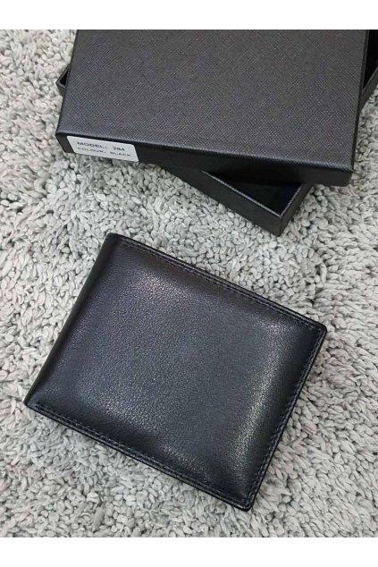 Pánská klasická kožená peněženka