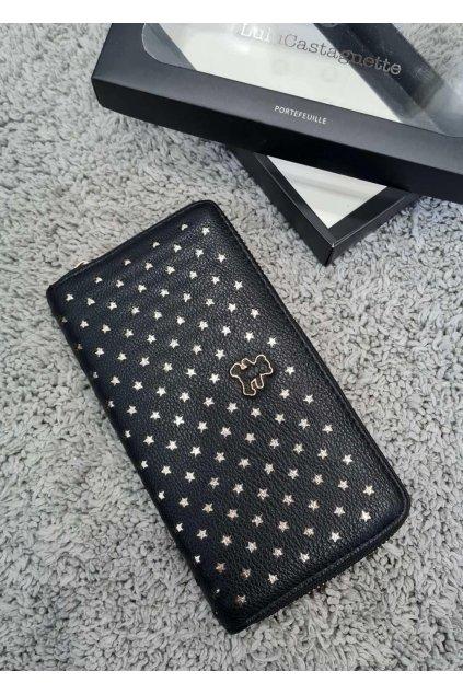 Dámská peněženka Lulu Casta černá