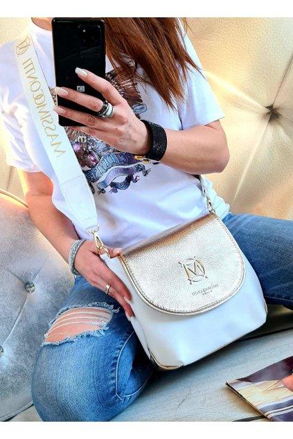 Massimo contti klopna italy style milano fashion luxusní značkové kabelky