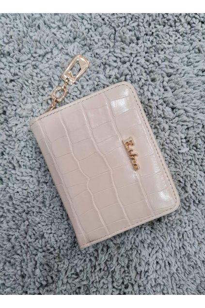 Dámská peněženka Eslee béžová