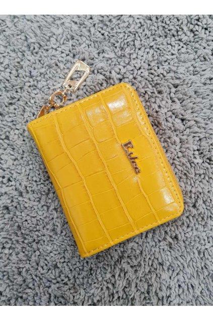 Dámská peněženka Eslee žlutá