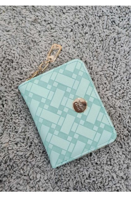 Dámská peněženka ELSLEE mentolová