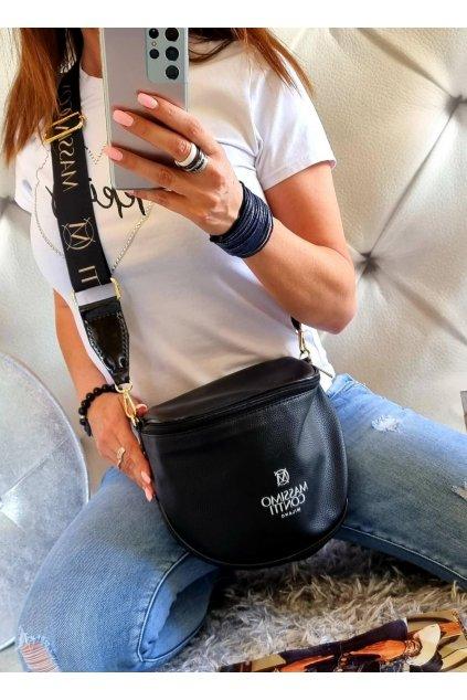 Massimo contti kabelka crossbody značková luxusní kabelka italy fashion