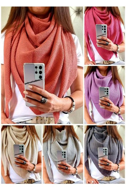 šátek maxi VALLERY menší