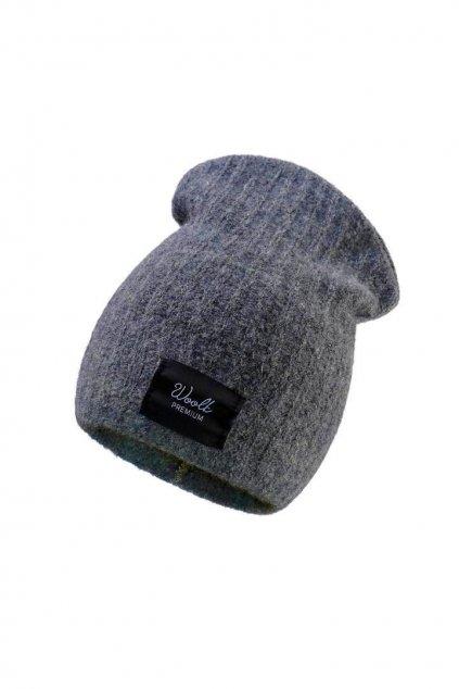 woolk SANSA čepice černá (2)