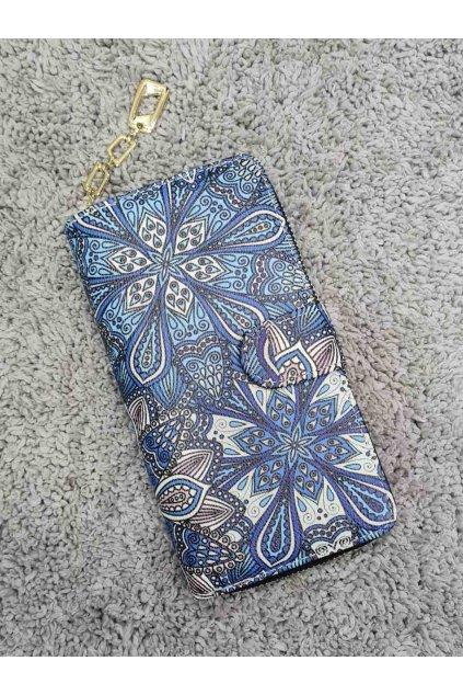 Dámská peněženka Rainbow modrá