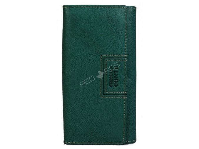 Kožená peněženka Cristian Conte