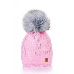 Čepice Brisa růžová