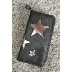 Peněženka Star šedá II
