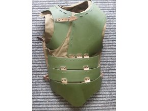 Kyrys Body Cuirass armor WW2 SN38