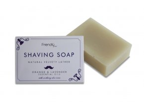 vyr 87Friendly soap shaving soap