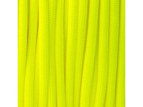 ultra neon yellow paracord type iii
