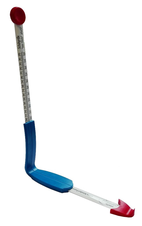 Ako správne merať nôžky