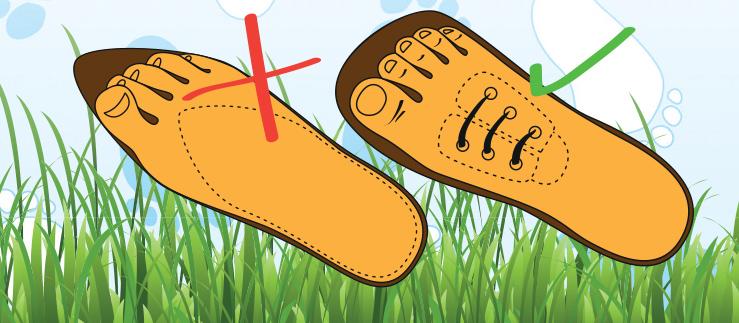 Kedy zaobstarať detičkám prvé topánočky?