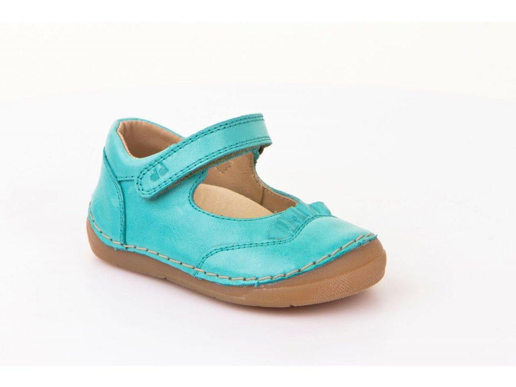 Froddo kožené sandálky Light Green