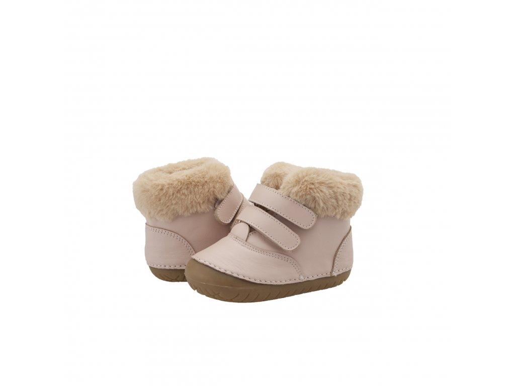 4058E Bear Pave Powder Pink 1