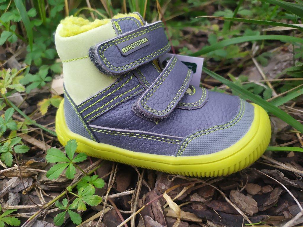 Protetika TYREL green zimné topánky