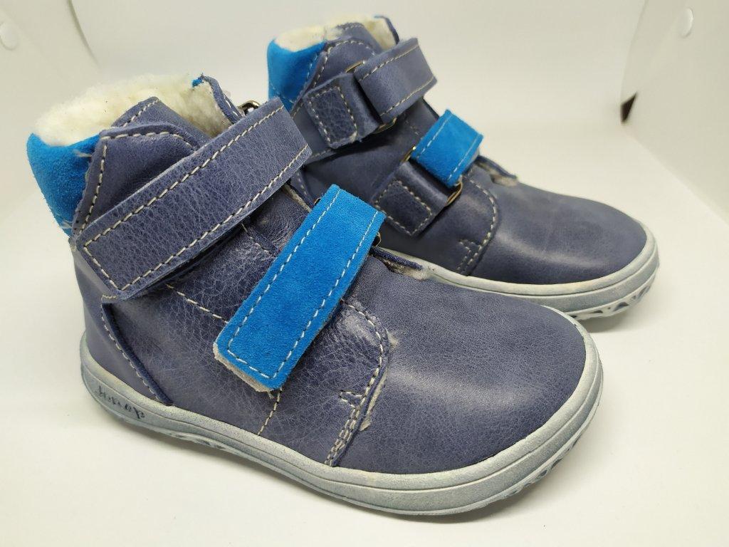Jonap B4 MV zimné topánky Modré