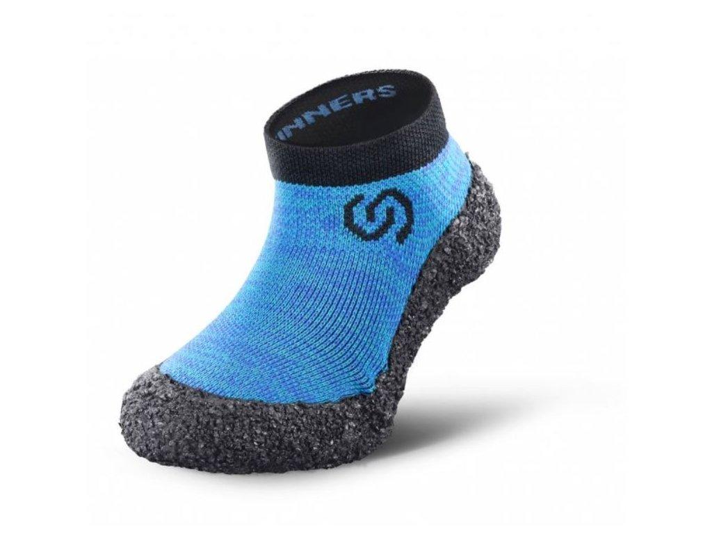 Skinners KIDS Ocean Blue- ponožko -topánky