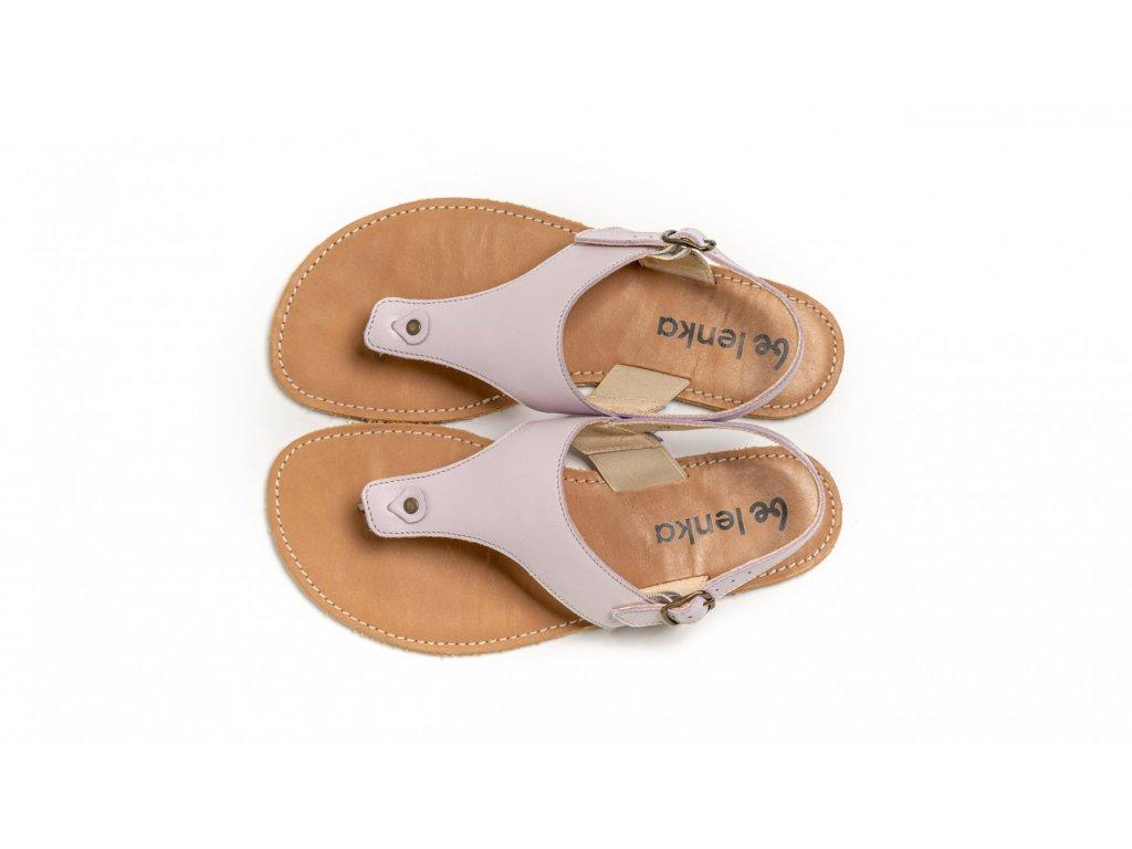 barefoot sandale be lenka promenade light lilac 15739 size large v 1