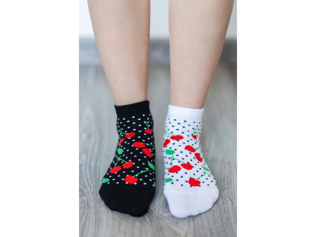 barefoot ponozky kratke ceresne 16606 size large v 1