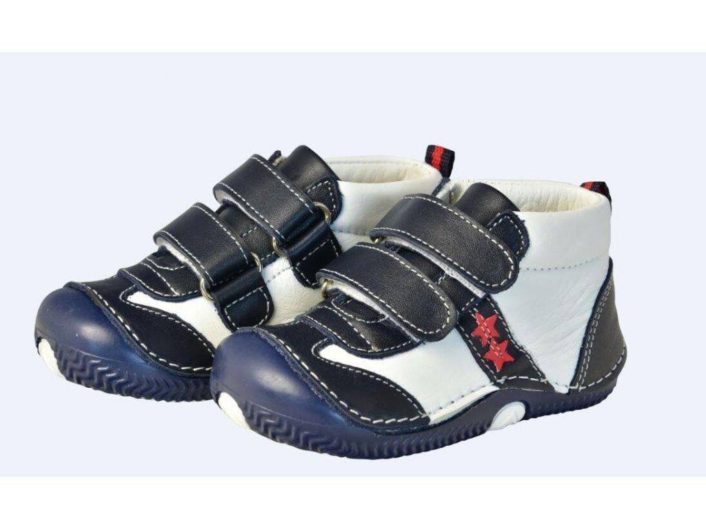 Navy White Sneaker 2