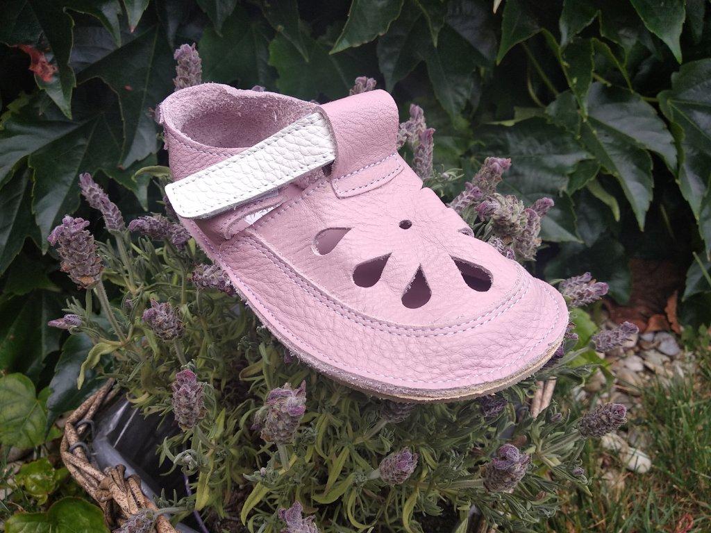 Baby Bare IO Top Stitch SandalsCandy
