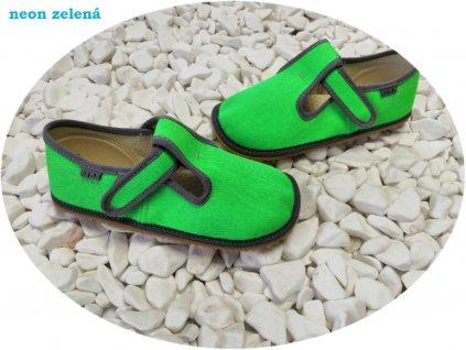 132 24 neon zelena