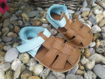 BABY BARE SHOES BEAR-SANDALS NEW 2