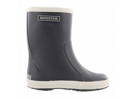 bergstein rainboot dark grey