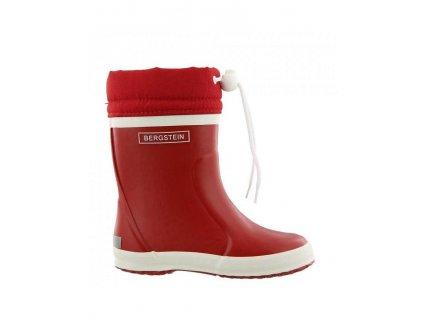 bergstein winter boot red